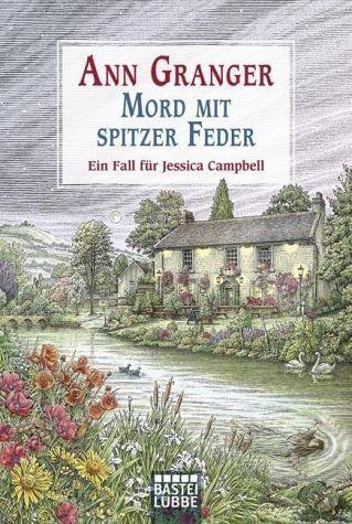 Broschiertes Buch »Mord mit spitzer Feder / Jessica Campbell Bd.4«