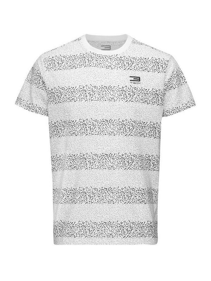 Jack & Jones Grafik- T-Shirt in White