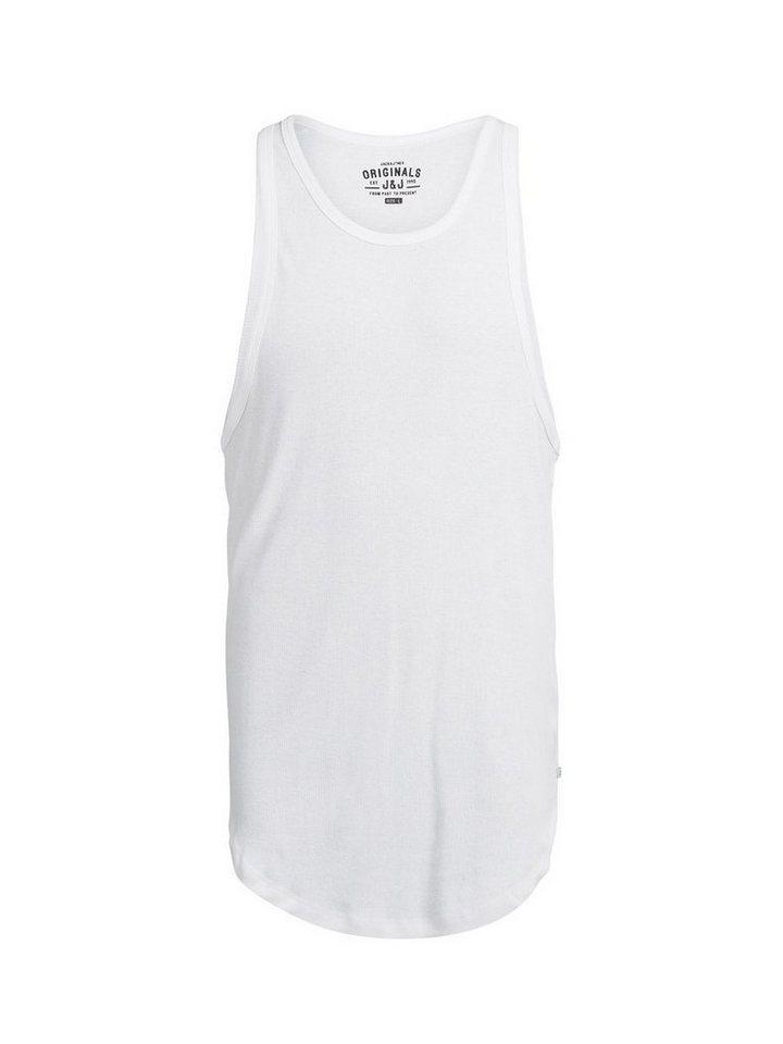 Jack & Jones Basic- Tank Top in White