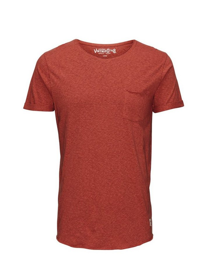 Jack & Jones Rustikales T-Shirt in Bossa Nova