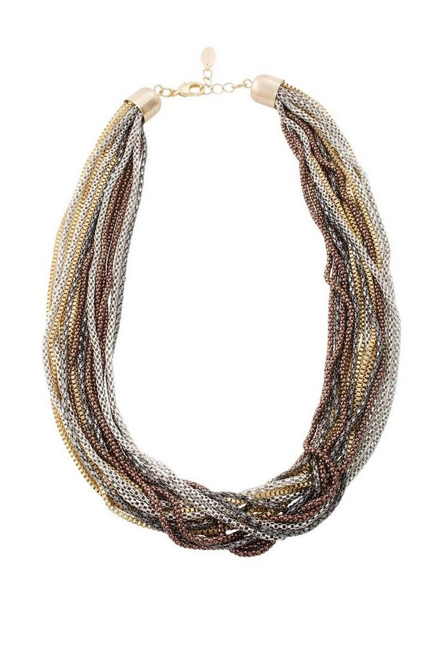 ESPRIT CASUAL Mehrfarbige Multilayer-Kette in one colour