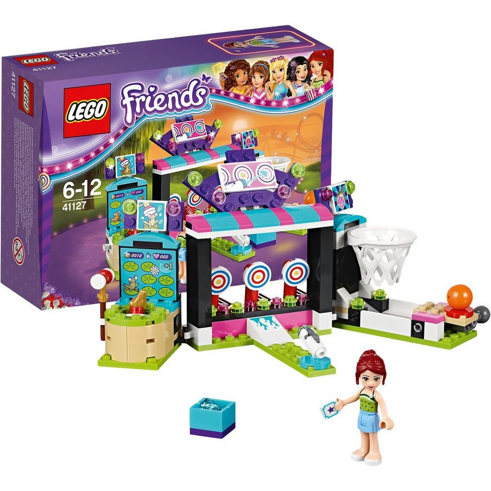 LEGO 41127 Friends: Spielspaß im Freizeitpark