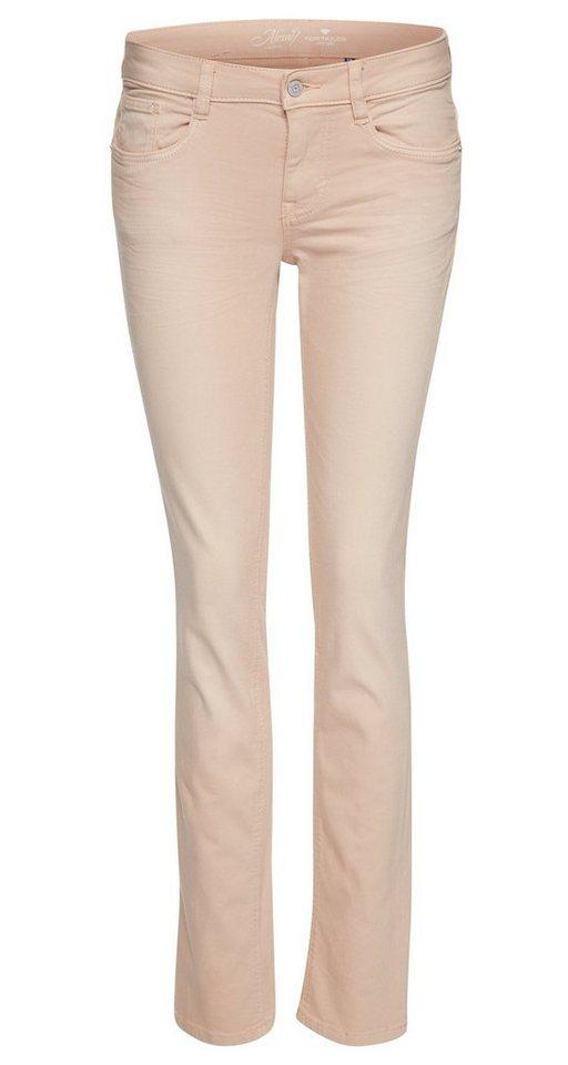 TOM TAILOR Jeans »Alexa Slim« in cherry blossom pink