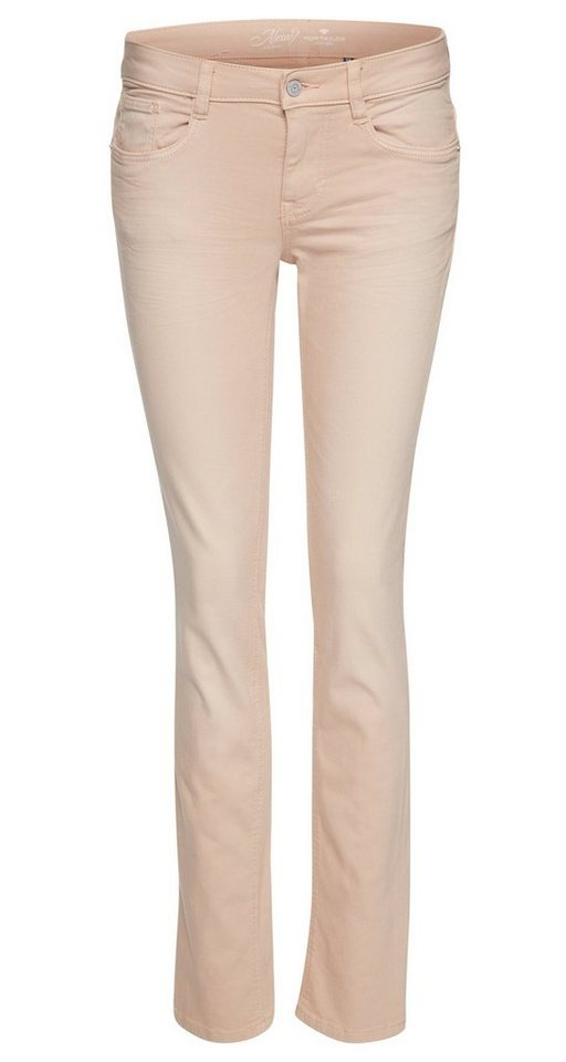 TOM TAILOR Jeans »Jeans-Hose im Slim-Fit« in cherry blossom pink