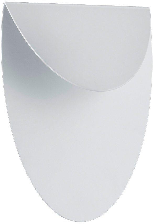 LED-Wandleuchte, Trio in weiß/weiß