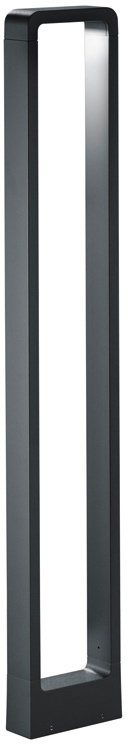 Trio LED Außenleuchte, 1flg., Wegeleuchte, »RENO« in Aluminium Druckguss, anthrazit