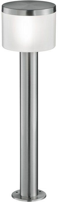 TRIO Leuchten LED Außenleuchte, 1 flg., Sockelleuchte, »CARACAS« in edelstahl