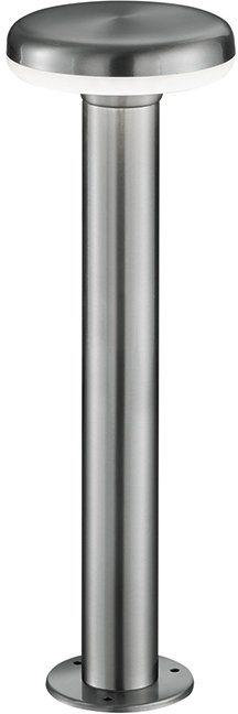TRIO Leuchten LED Außenleuchte, 1 flg., Sockelleuchte, »MANAUS« in edelstahl