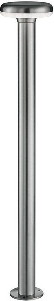 TRIO Leuchten LED Außenleuchte, 1 flg., Wegeleuchte, »MANAUS« in edelstahl