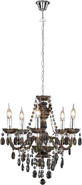 TRIO Leuchten Kronleuchter, 5-flammig