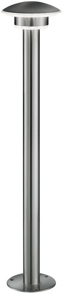 TRIO Leuchten LED Außenleuchte, 1 flg., Wegeleuchte, »LIMA« in edelstahl