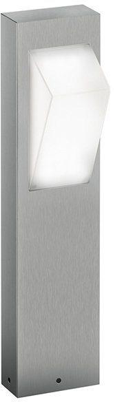TRIO Leuchten LED Außenleuchte, 1 flg., Sockelleuchte, »CAMPINAS« in edelstahl