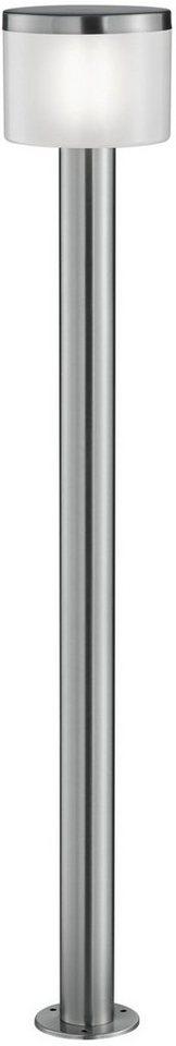 TRIO Leuchten LED Außenleuchte, 1 flg., Wegeleuchte, »CARACAS« in edelstahl