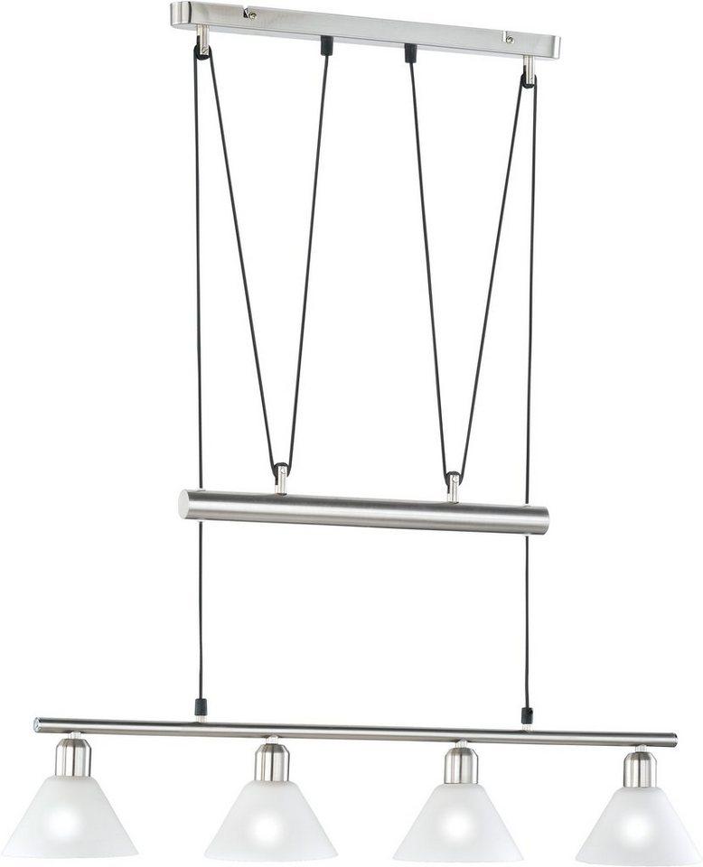 pendelleuchte in 3 flg und 4 flg trio kaufen otto. Black Bedroom Furniture Sets. Home Design Ideas