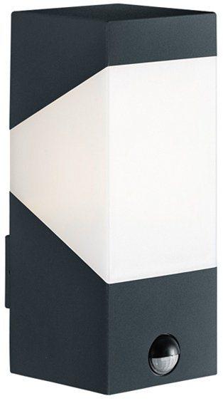 Trio LED Außenleuchte, 1flg., Wandleuchte, »RIO« in Aluminium Druckguss, anthrazit