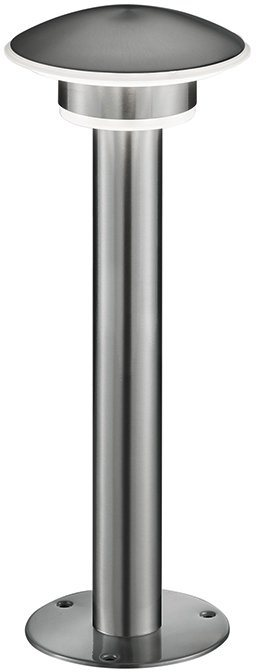 TRIO Leuchten LED Außenleuchte, 1 flg., Sockelleuchte, »LIMA« in edelstahl