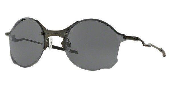 Oakley Herren Sonnenbrille »TAILEND OO4088« in 408805 - grau/grau