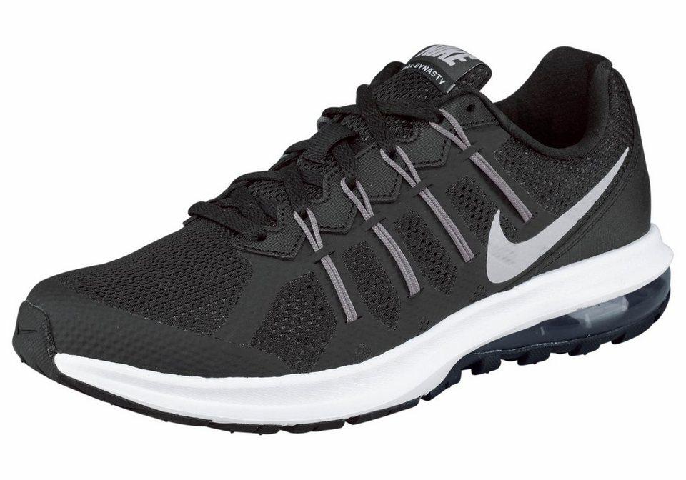 Nike »Air Max Dynasty Wmns« Laufschuh in schwarz-weiß