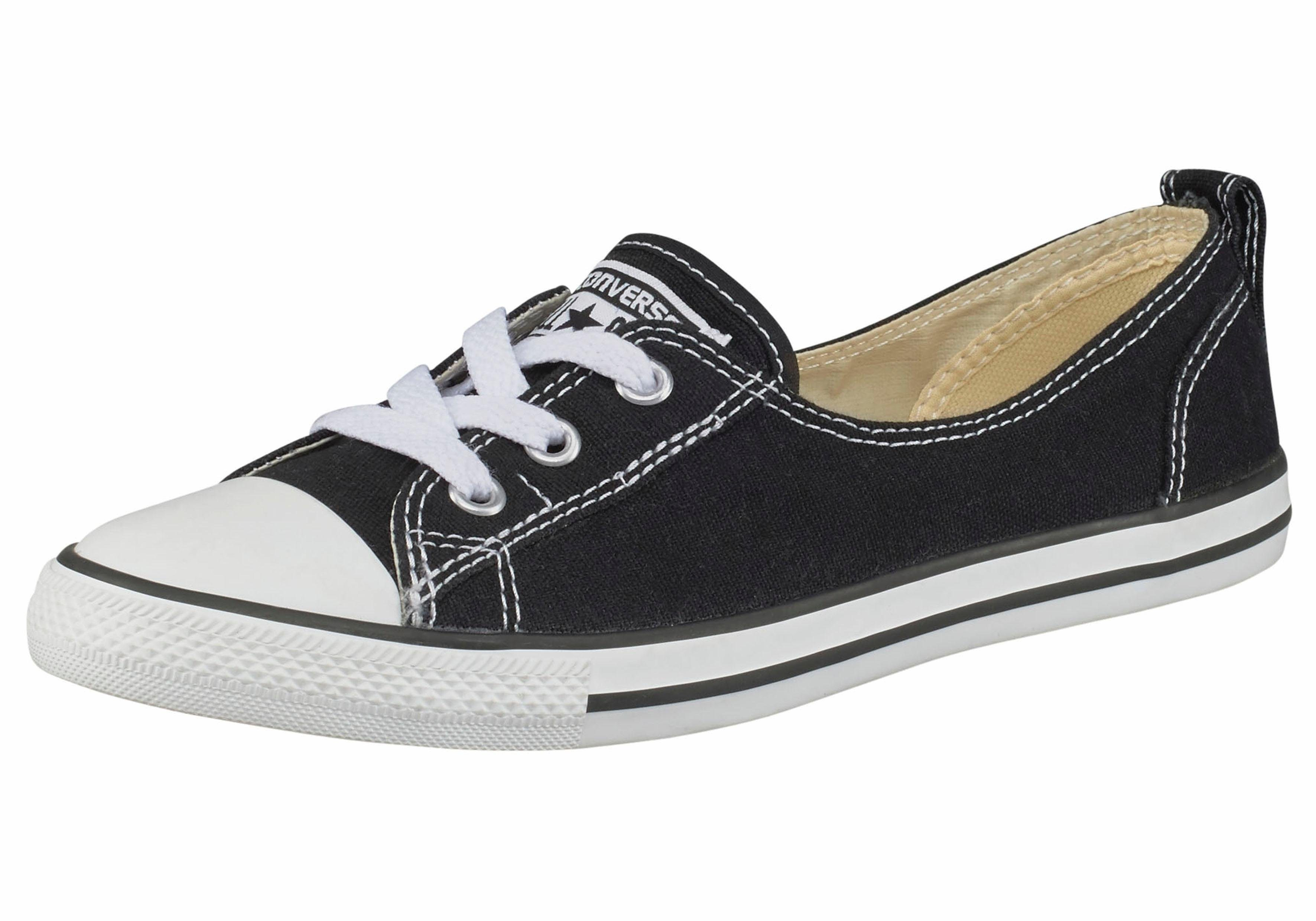 Damen Schuhe sneakers Converse Chuck Taylor Ballet Lace