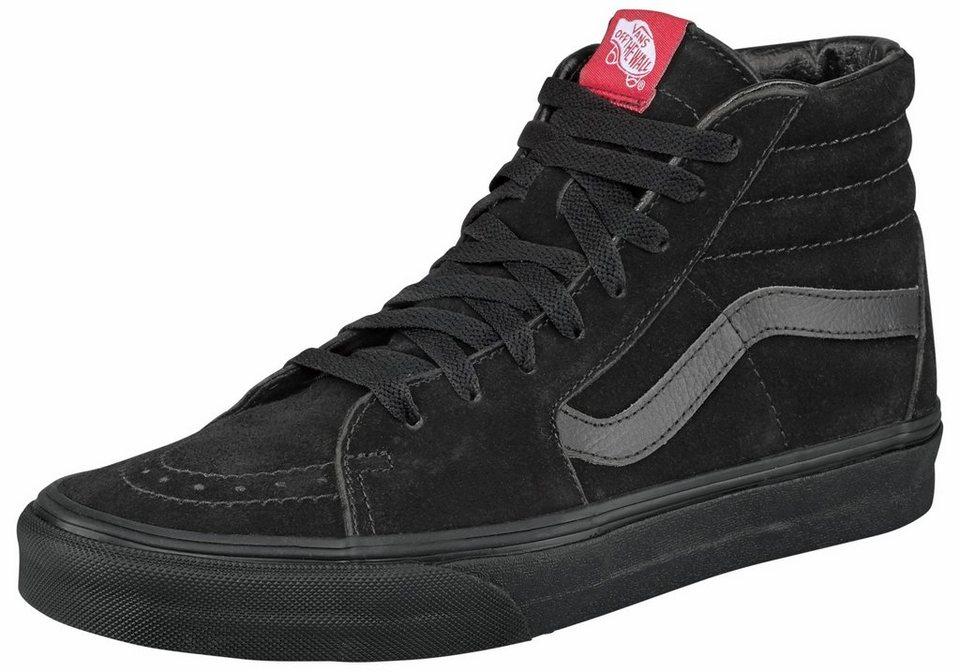 Vans »SK8-Hi« Sneaker in schwarz