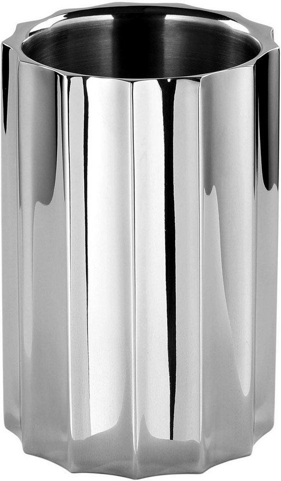 Fink Edelstahl-Weinkühler »WINDSOR« in silberfarben