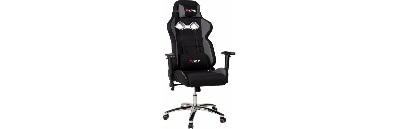 Duo Collection Gaming Chair »D-Line 400«, inklusive 2 Kissen