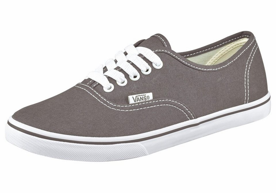 Vans Authentic Lo Pro Sneaker in Grau
