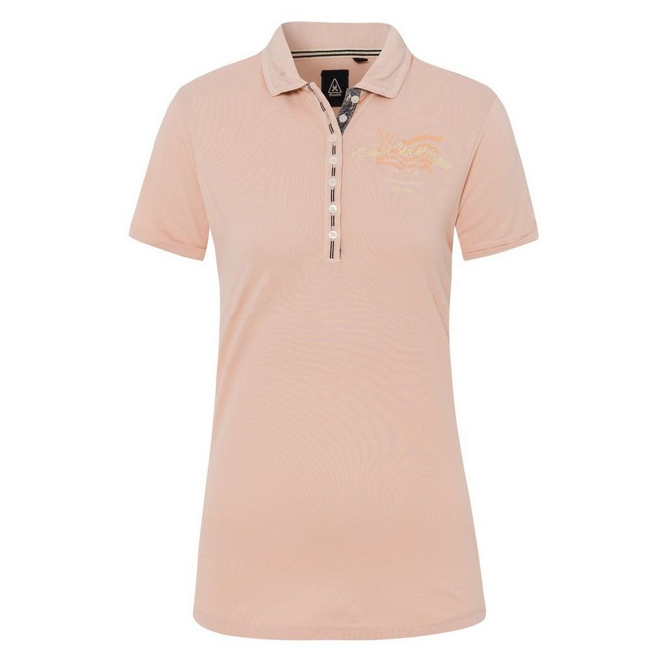 Gaastra Poloshirt in rosa