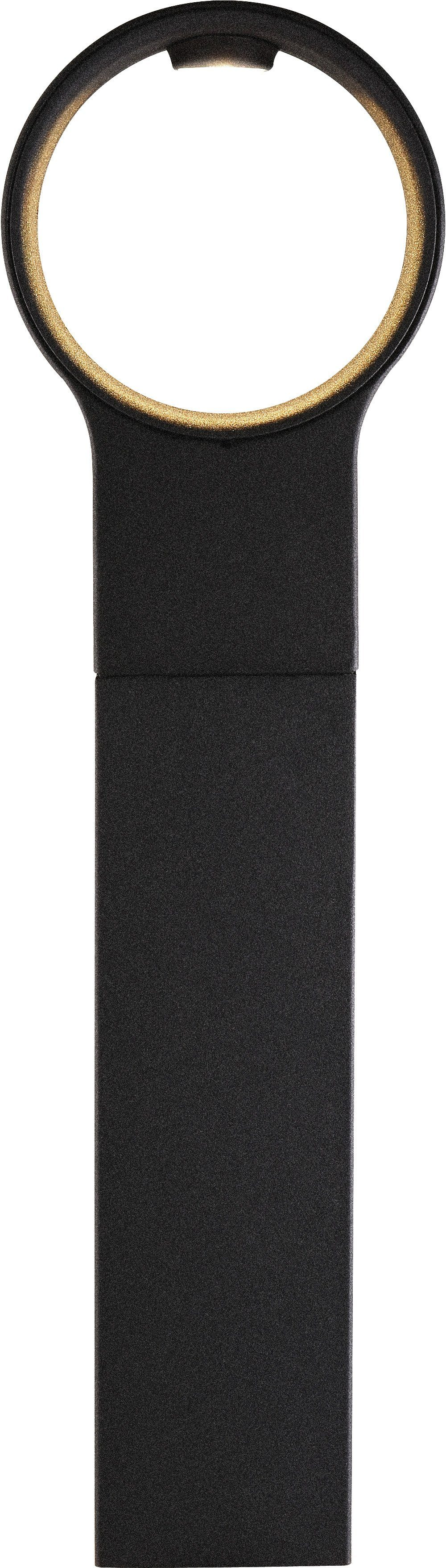 Nordlux LED Außenleuchte, 1 flg., Sockelleuchte, »RING«
