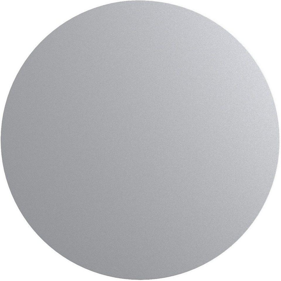 Nordlux LED Außenleuchte, 1 flg., Wandleuchte, »UNO DISC« in Edelstahl