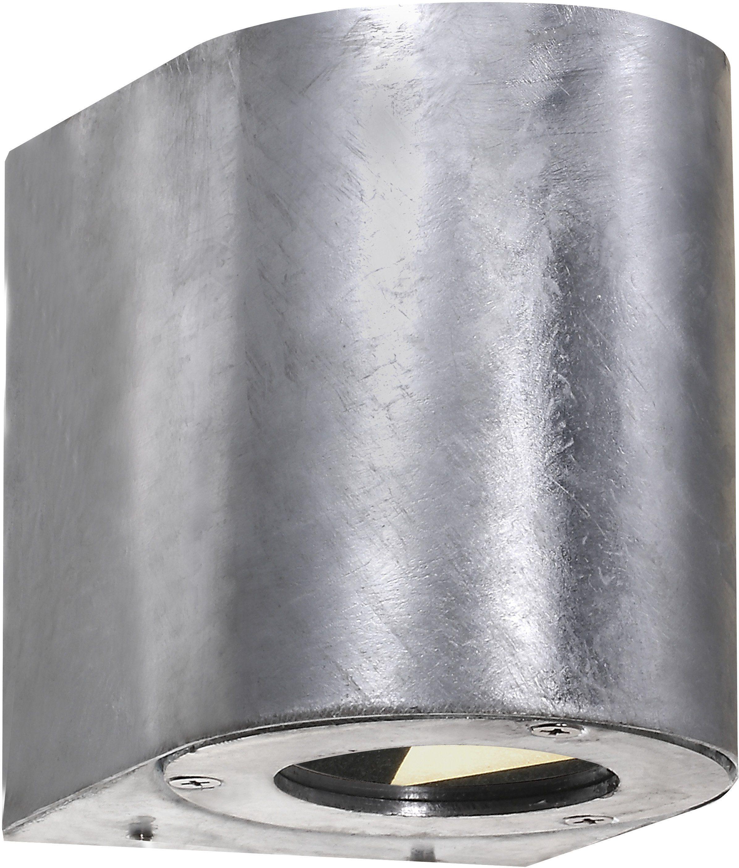 Nordlux LED Außenleuchte, 2 flg., Wandleuchte, »CANTO«