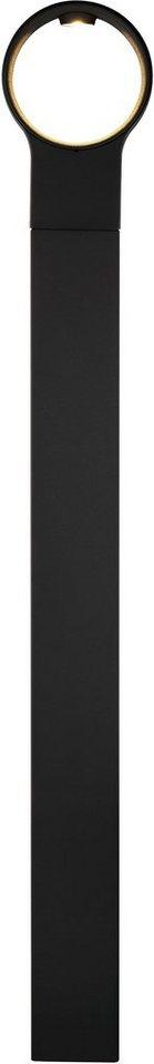 Nordlux LED Außenleuchte, 1 flg., Standleuchte, »RING« in Aluminium