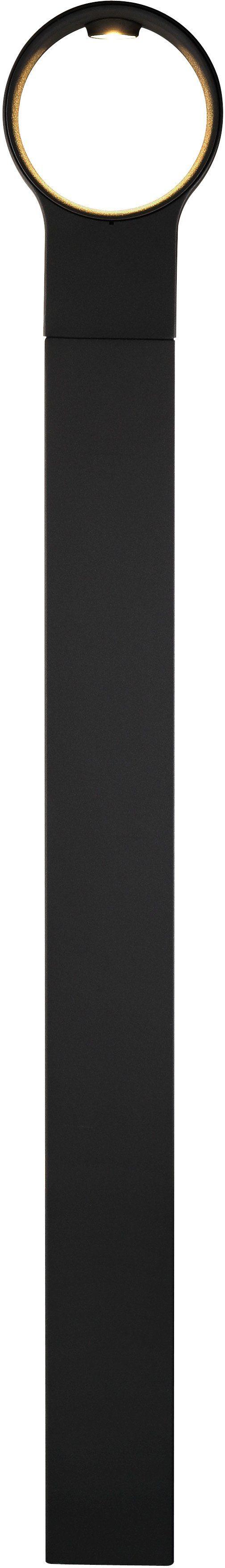 Nordlux LED Außenleuchte, 1 flg., Standleuchte, »RING«