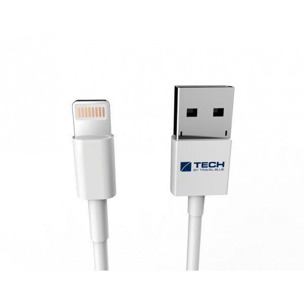 Travel Blue Datenkabel (USB zu Apple Lightning)