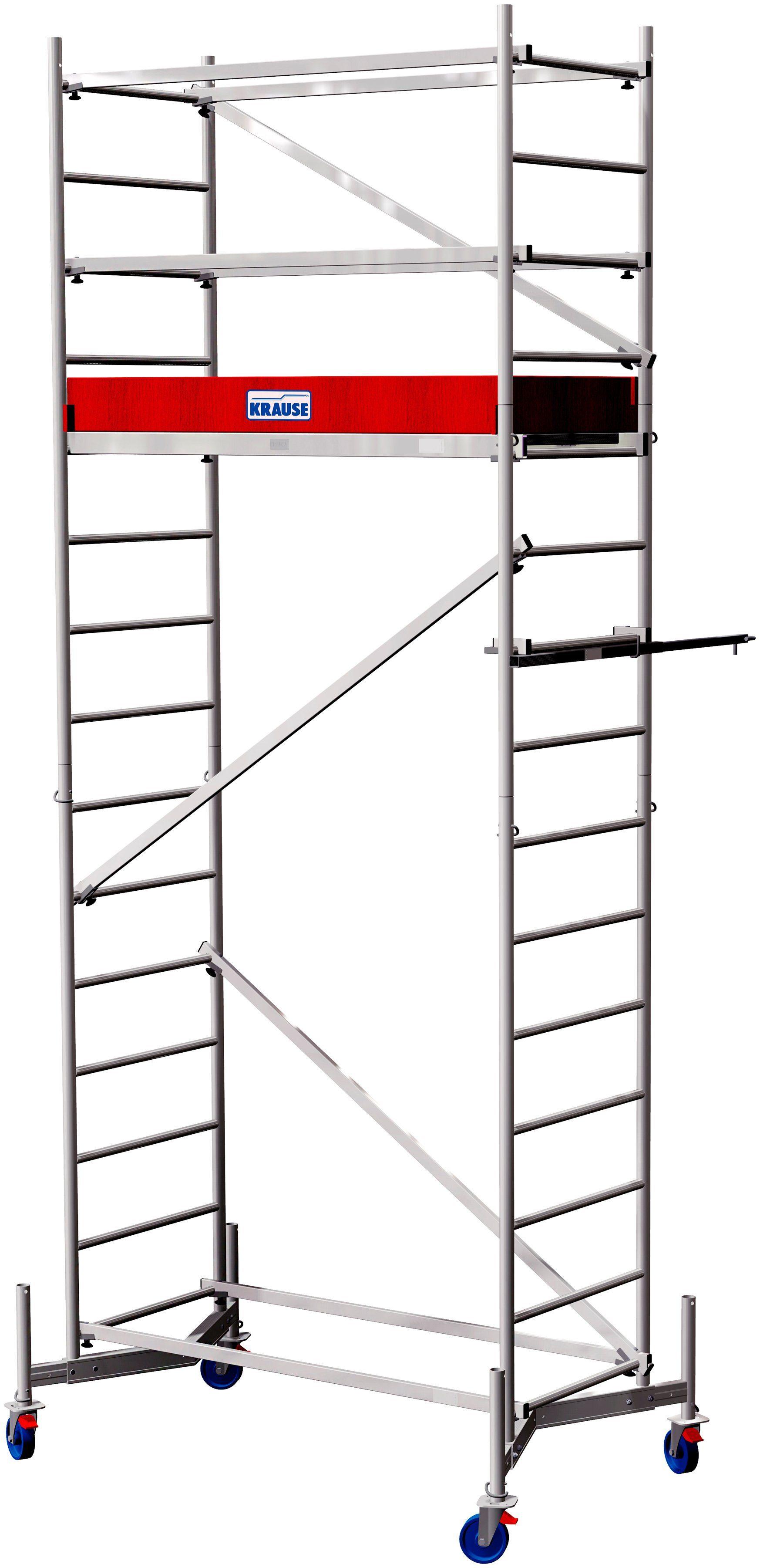 Arbeitsgerüst »ClimTec, 1. Aufstockung«