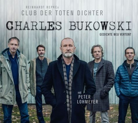 Audio CD »Reinhardt Repkes; Club der Toten Dichter:...«