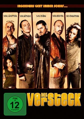 DVD »Das Versteck«
