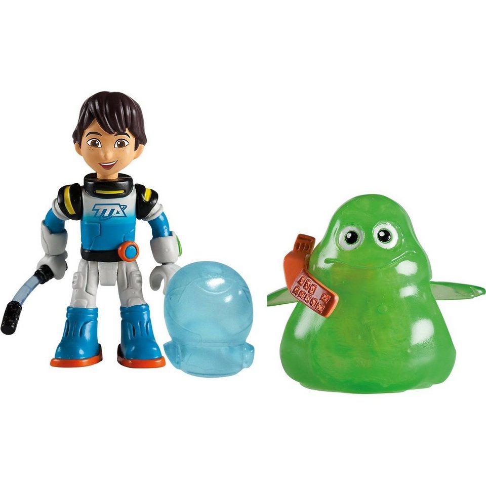 IMC Toys Miles von morgen - 2 Figuren mit Zubehör, Miles + Blodger