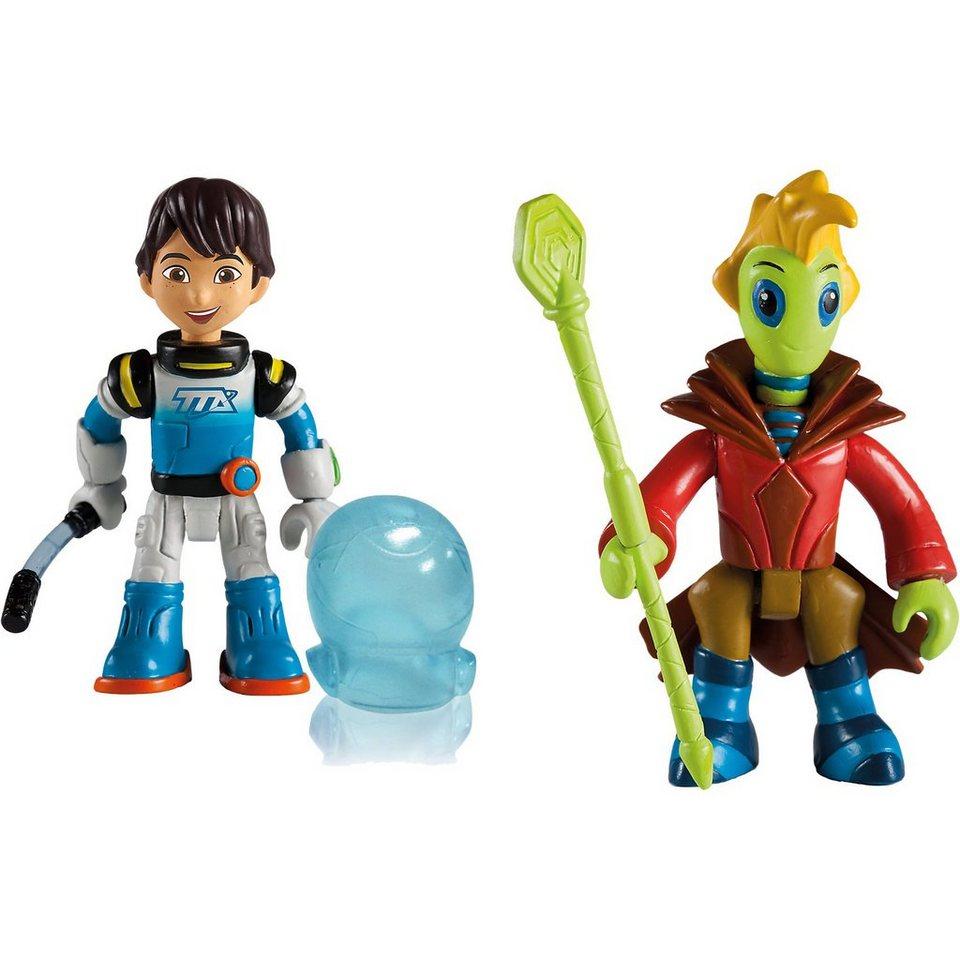 IMC Toys Miles von morgen - 2 Figuren mit Zubehör, Miles + Prince Ryg