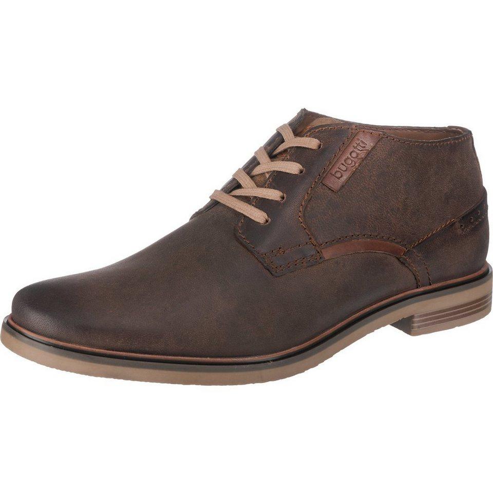 bugatti Freizeit Schuhe in braun