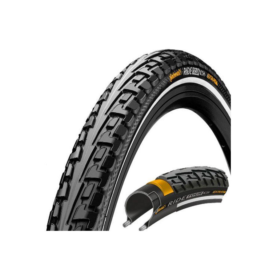 Continental Fahrradreifen »Ride Tour 26 x 1 1/2 x 2 Zoll Draht Reflex«