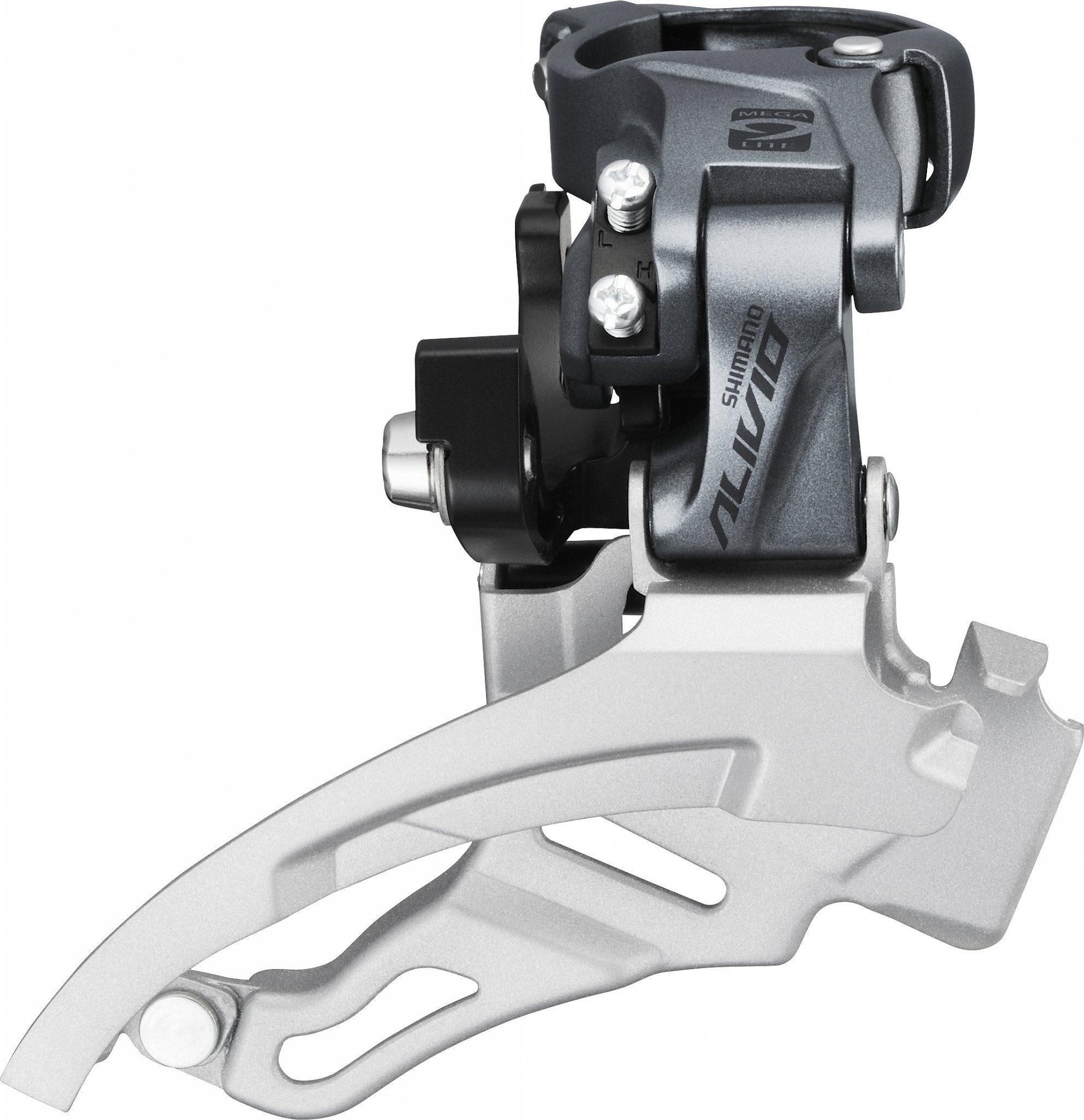 Shimano Schaltung »Alivio FD-M4000 Umwerfer Down Swing 3x9-fach«