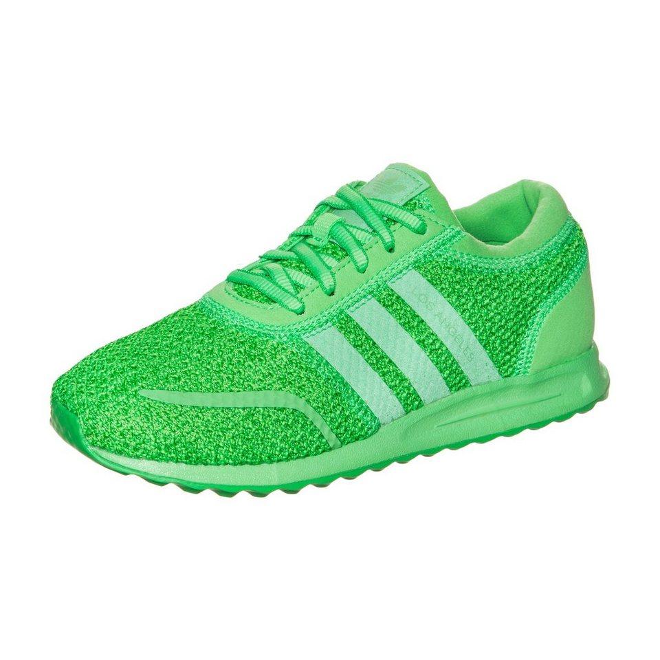 adidas Originals Los Angeles Sneaker Kinder in grün