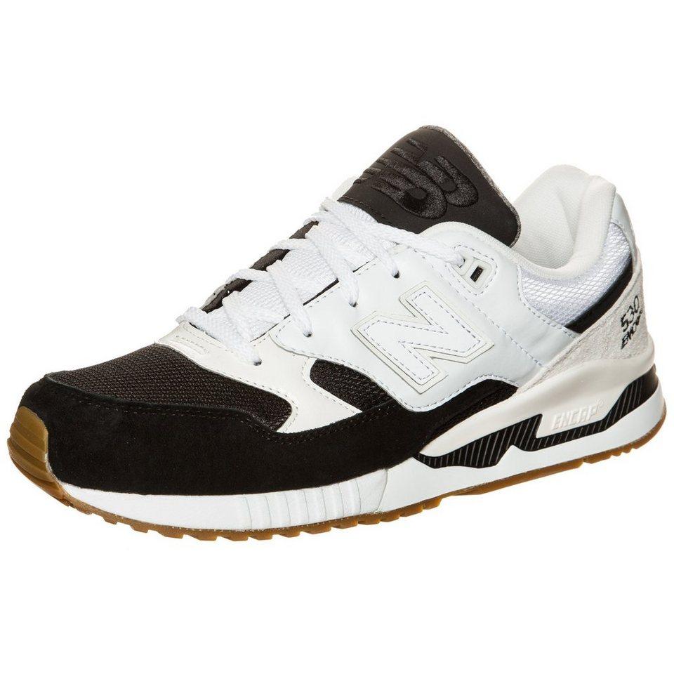 NEW BALANCE M530-AC-D Sneaker Herren in schwarz / weiß
