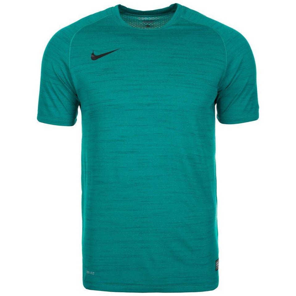 NIKE Flash Cool Trainingsshirt Herren in grün
