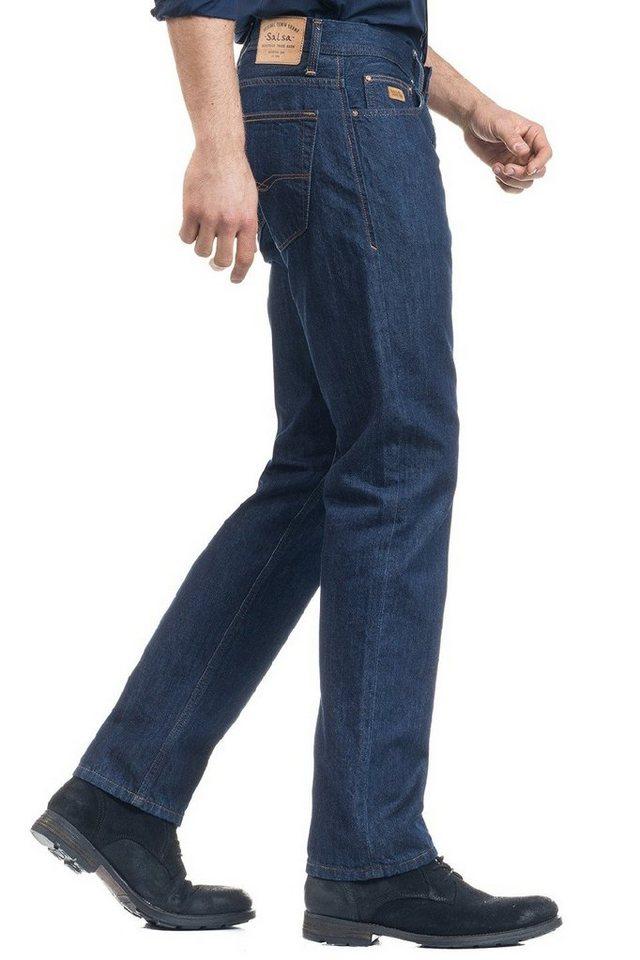 salsa jeans Jean »Cooper« in Blue