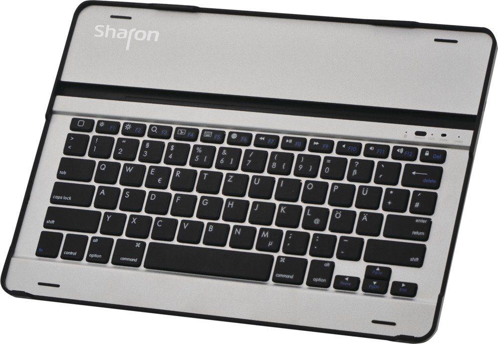 Leicke Tablet-Tastatur Cover im QWERTZ-Layout »Sharon«