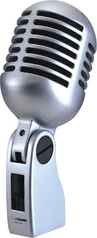 Invotone Mikrofon »DM 54D« in silber