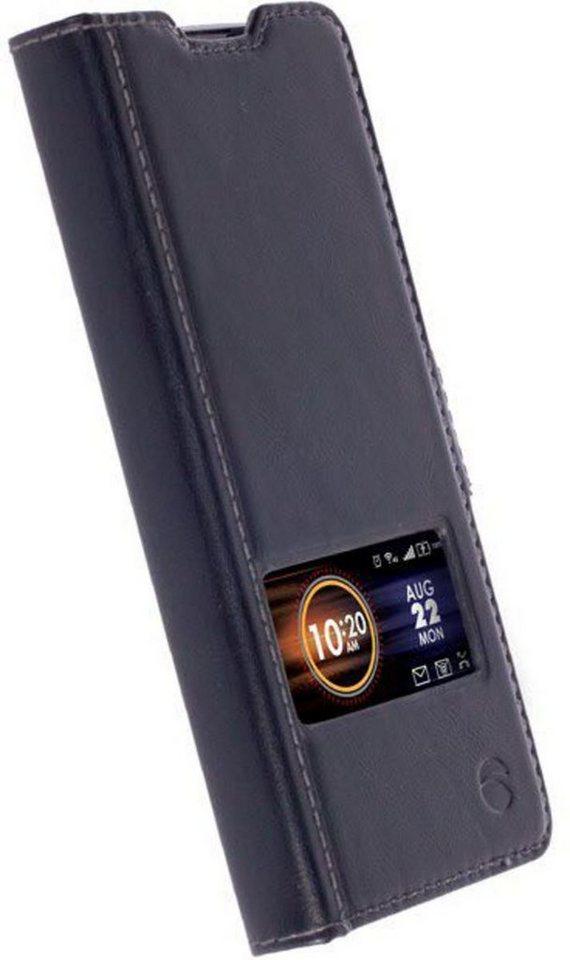 Krusell Handytasche »SmartCase Sigtuna für Sony Xperia XA« in Schwarz