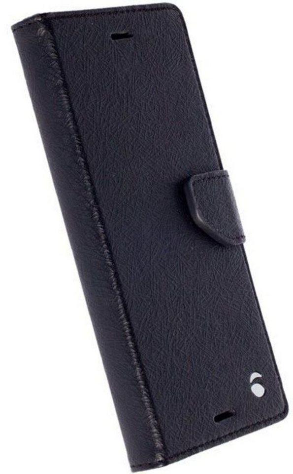 Krusell Handytasche »FolioWallet Borås für Sony Xperia X« in Schwarz